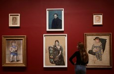 Triển lãm hiếm có về thời kỳ đỉnh cao trong sự nghiệp danh họa Picasso