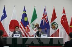 Bộ trưởng Trần Tuấn Anh gặp gỡ song phương bên lề lễ ký CPTPP