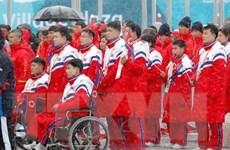 Paralympic 2018: Lễ khai mạc tôn vinh nhiệt huyết của con người