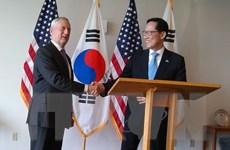 Bộ trưởng Quốc phòng Mỹ: Đàm phán hạt nhân Triều Tiên đang mong manh