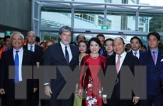 Những hoạt động mở đầu chuyến thăm New Zealand của Thủ tướng