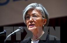 Ngoại trưởng Hàn Quốc Kang Kyung-wha vẫn thăm Mỹ theo đúng kế hoạch
