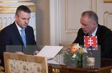 Tổng thống Slovakia chỉ định người đứng ra thành lập chính phủ mới