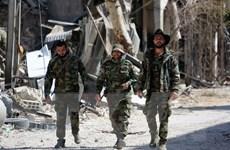 Quân đội Syria tuyên bố lệnh ngừng bắn tại thành phố thuộc Đông Ghouta