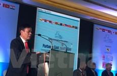 ASEAN trở thành đối tác thương mại lớn thứ tư của Ấn Độ