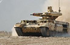 """Quân đội Nga sắp đưa xe tăng """"Kẻ hủy diệt 2"""" vào sử dụng"""