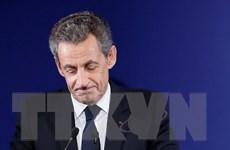 Cựu Tổng thống Pháp Sarkozy bị bắt để điều tra về bê bối tài chính