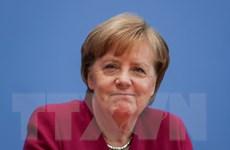 Thủ tướng Đức Merkel kêu gọi EU đoàn kết trong quốc phòng và đối ngoại