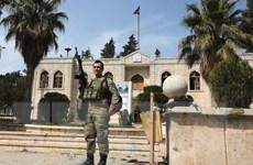 Đức quan ngại về hành động quân sự của Thổ Nhĩ Kỳ tại miền Bắc Syria