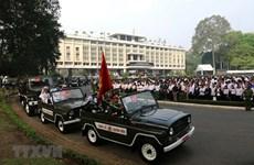 [Video] Người dân tiễn đưa nguyên Thủ tướng Phan Văn Khải