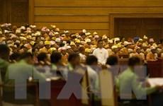 Myanmar ấn định thời điểm tiến hành bầu cử tổng thống