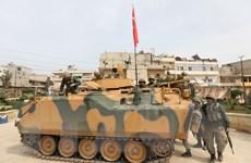 Thổ Nhĩ Kỳ cảnh báo sẽ hành động nếu lực lượng người Kurd không rút