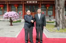 Hàn Quốc hoan nghênh cuộc gặp thượng đỉnh Triều-Trung