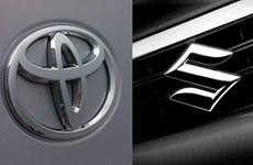 Toyota và Suzuki đạt thỏa thuận về trao đổi nguồn cung ôtô