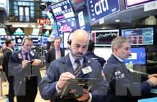 Thị trường chứng khoán Phố Wall lên điểm trước kỳ nghỉ cuối tuần