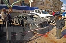 Đánh bom liều chết ở phía Đông Libya gây nhiều thương vong