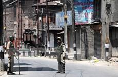 Ấn Độ tiêu diệt 13 nghi can khủng bố ở khu vực Kashmir