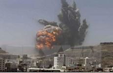 Dân quân Yemen: Tên lửa đạn đạo đánh trúng căn cứ quân sự Saudi Arabia