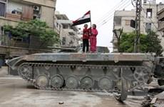 IS sát hạt ít nhất 19 tay súng, Mỹ triển khai thêm quân tới Syria