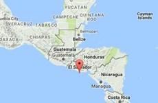 Động đất 6,1 độ Richter tại El Salvador, chưa có báo cáo thương vong