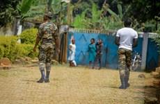 Cameroon giải cứu 18 con tin trong chiến dịch đặc biệt