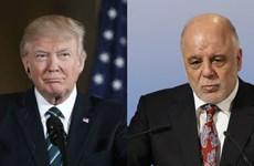 Mỹ, Iraq thảo luận tình hình ở Syria và cuộc chiến chống IS