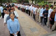 Campuchia: Người dân tẩy chay tổng tuyển cử sẽ bị phạt
