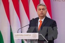 Thủ tướng Hungary Victor Orban tuyên bố chiến thắng lịch sử