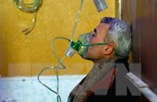 """Nga: Cáo buộc về việc chính phủ Syria tấn công hóa học là """"sai lệch"""""""