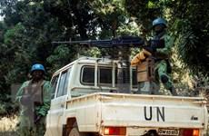 Phái bộ gìn giữ hòa bình LHQ tại Cộng hòa Trung Phi bị tấn công