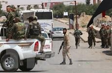 Quân đội Syria sơ tán các cơ sở quân sự chủ chốt ở Damascus