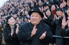 Kyodo: Đoàn nghệ thuật Trung Quốc tới Triều Tiên dự lễ hội hữu nghị