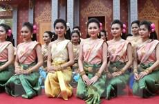 Thủ tướng Campuchia chủ trì lễ hội Chol Chhnam Thmey tại Wangkor Wat