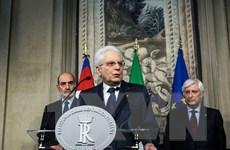 Italy: Đàm phán thành lập chính phủ vẫn bế tắc sau tham vấn