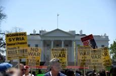 Các nước kêu gọi liên quân chấm dứt sát hại người dân vô tội ở Syria