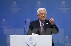 Tổng thống Abbas kêu gọi các nước Arab thông qua kế hoạch hòa bình