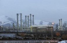 Mỹ hy vọng đạt thỏa thuận với cường quốc châu Âu về hạt nhân Iran