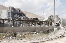 Trung Quốc chỉ trích cuộc không kích do Mỹ dẫn đầu nhằm vào Syria