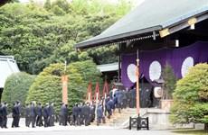 Triều Tiên phản đối các chính trị gia Nhật Bản viếng đền Yasukuni