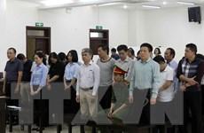 Viện Kiểm sát đề nghị y án đối với bị cáo Hà Văn Thắm, Nguyễn Xuân Sơn