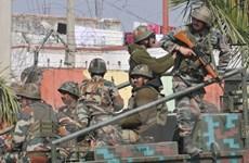 Ấn Độ, Pakistan cùng tham gia cuộc tập trận chung của SCO