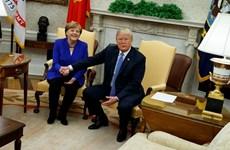 Thủ tướng Merkel: Mọi quyết định tùy thuộc vào Tổng thống Trump