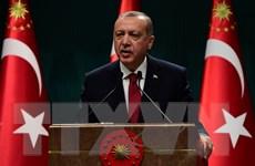 Tổng thống Thổ Nhĩ Kỳ cam kết giành chiến thắng trong các cuộc bầu cử