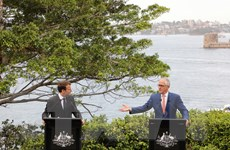 Australia và Pháp ký thỏa thuận phát triển siêu máy tính lượng tử