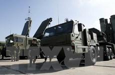 Nga tăng cường hệ thống tên lửa hiện đại nhất S-400 tại Crimea