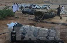 Saudi Arabia đánh chặn một tên lửa đạn đạo nã qua biên giới