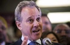Tổng chưởng lý bang New York Eric Schneiderman từ chức sau bê bối sex