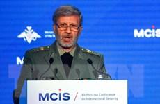 Iran khẳng định không thể bị đe dọa về mặt quân sự