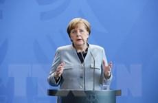 Thủ tướng Merkel phê phán quyết định của Tổng thống Trump về Iran