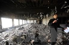 Giao tranh làm rung chuyển miền Nam Libya, hơn 100 người thương vong